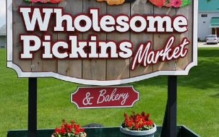 Wholesome Pickins in Delhi, Ontario